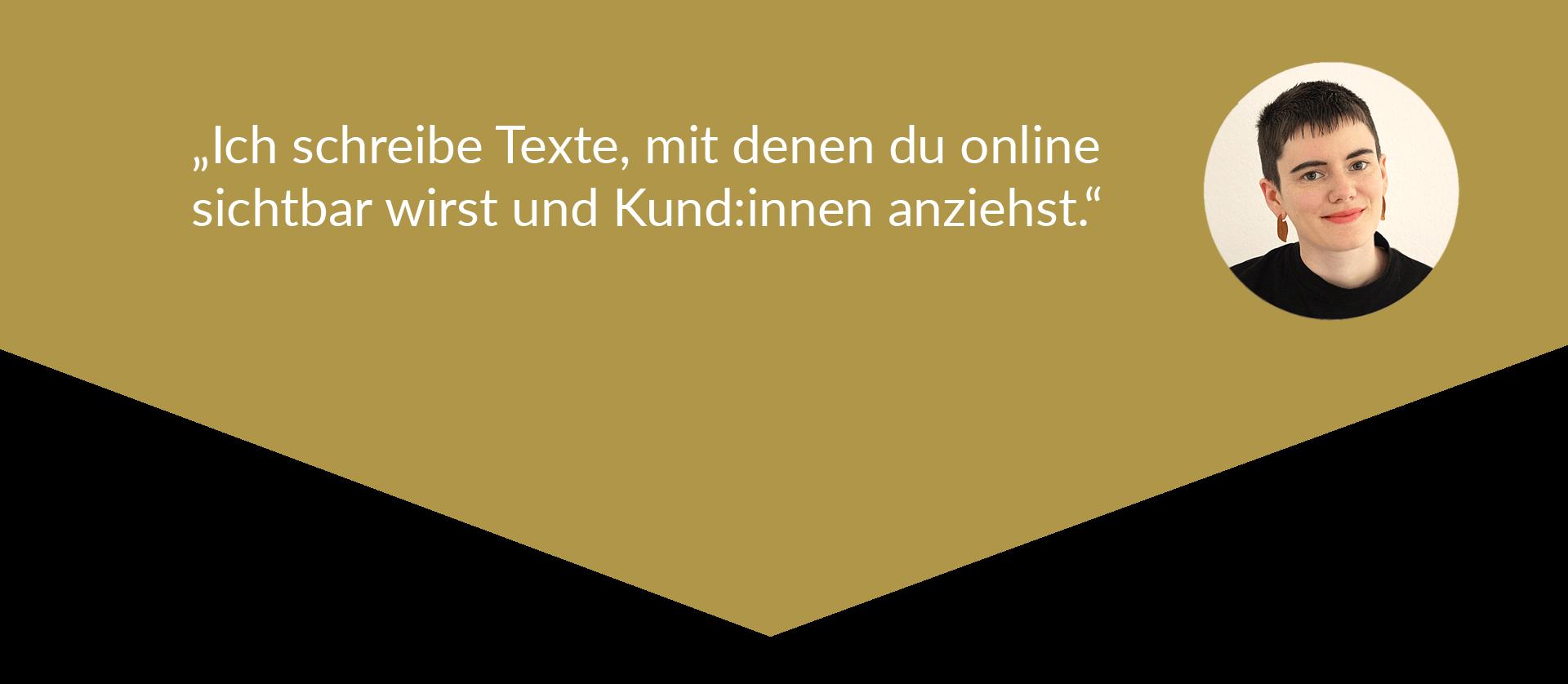 Texte für Website schreiben lassen